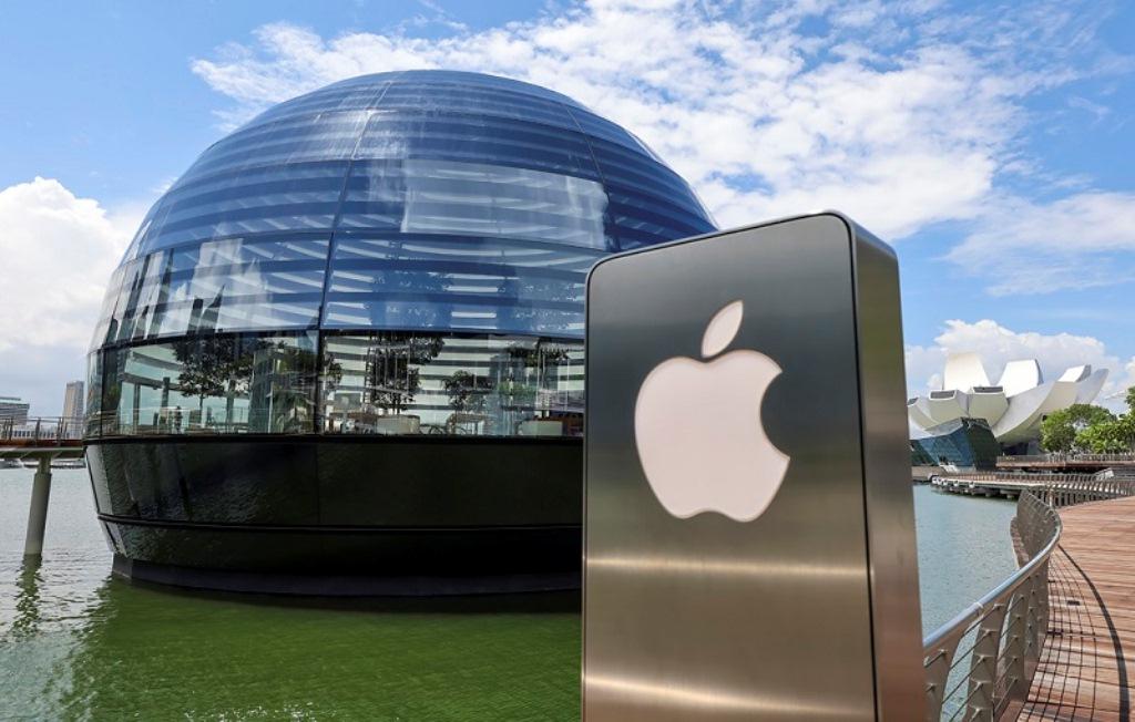 Apple წყალზე პირველ მაღაზიას გახსნის (ფოტოკოლაჟი)
