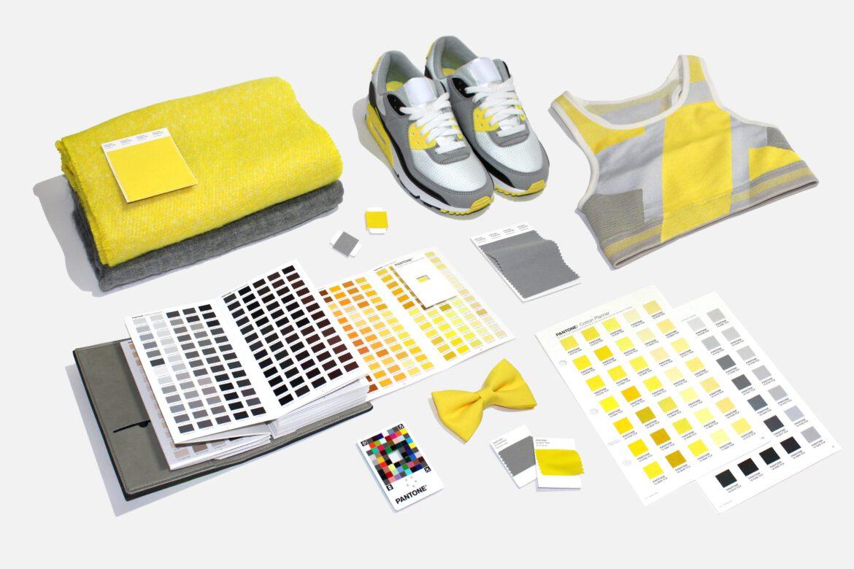 2021 წლის მთავარ ფერებად ყვითელი და ნაცრისფერი დაასახელდა