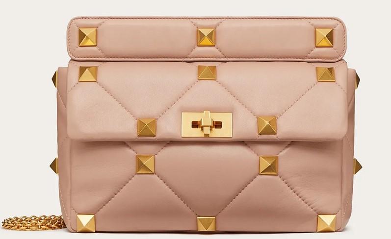 Valentino-ს 4,390 დოლარად შეფასებული ჩანთა
