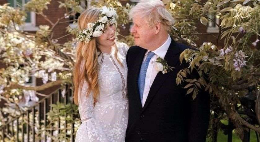 დიდი ბრიტანეთის პრემიერ-მინისტრმა მედიისგან მალულად იქორწინა