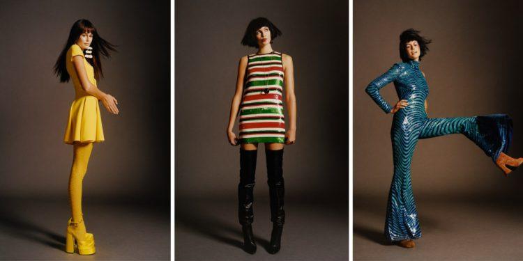 კაია გერბერი ამერიკული Vogue-ის გარეკანზე
